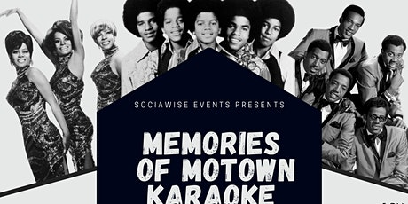 Sociawise Karaoke Event Celebrating Motown Records tickets