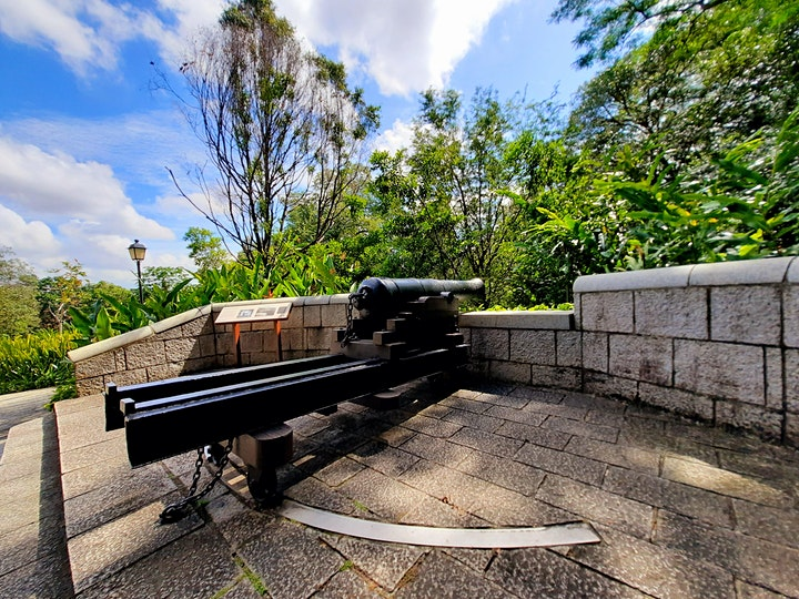 Virtual tour to Fort Canning, Singapore image