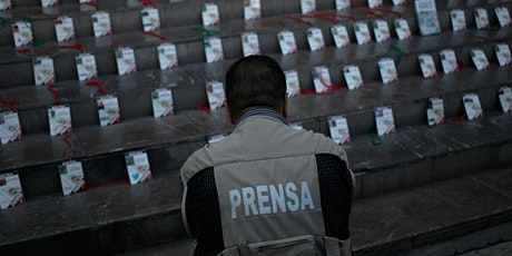 THEY ARE KILLING US: Why are journalists still dying in Mexico? tickets