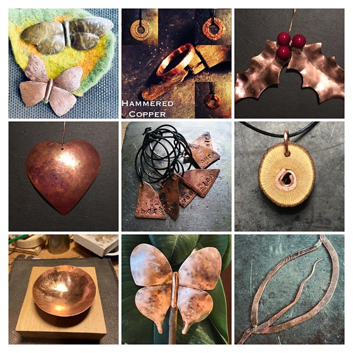 Copper Forging for beginners - (half day) image