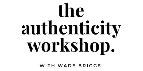 The Authenticity Workshop tickets
