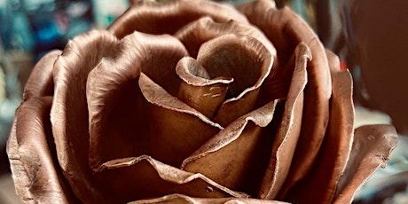Copper Flower Forging - (full day) tickets