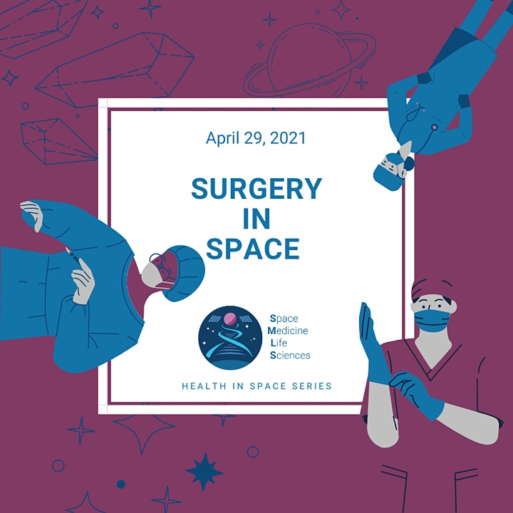 Health in Space Series: Space Surgery image
