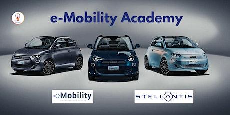 e-Mobility Academy by Stellantis - Chapter I bilhetes