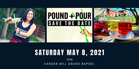 POUND and Pour at Vander Mill GR tickets