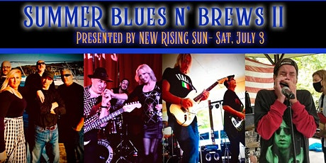 Summer Blues n Brews II tickets