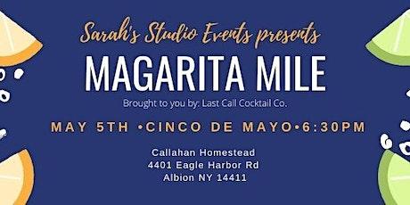 Margarita Mile tickets