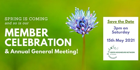GNN Member Celebration & Annual General Meeting tickets
