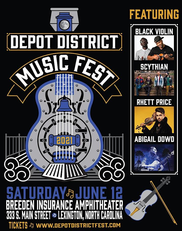 Depot District Music Fest image