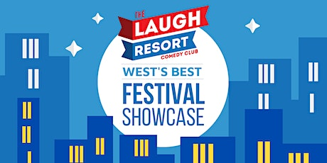 The Laugh Resort Comedy Club April 2021 tickets