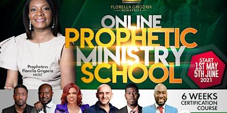 PROPHETIC MINISTRY SCHOOL tickets