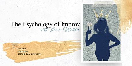 The Psychology of Improv tickets