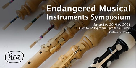 Endangered Musical Instruments Symposium boletos