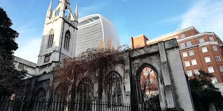 Virtual Tour - City Gardens of The Blitz tickets