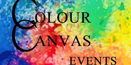 Colour Canvas Events Quiz tickets