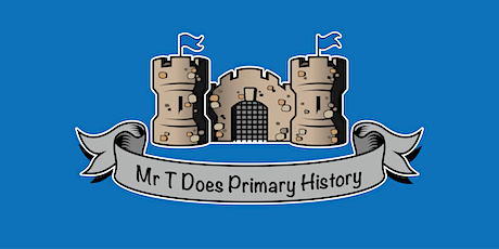 Unpicking the Primary History Curriculum tickets