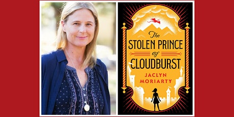 Author Jaclyn Moriarty Virtual Event tickets
