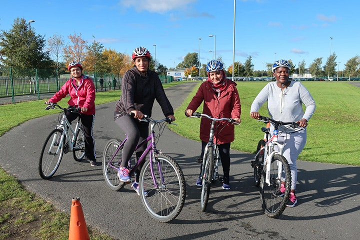 FREE Women's Learn-to-Ride & Cycling Confidence Session image