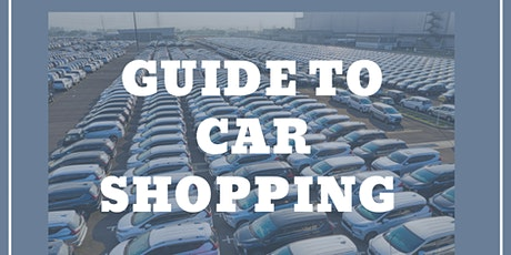 A Guide to Car Shopping tickets