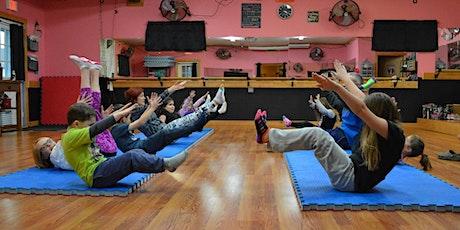 FREE Kids Yoga Class tickets