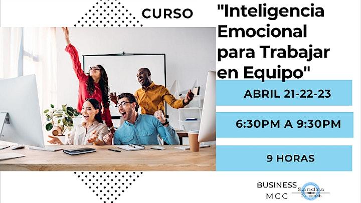 """Imagen de Curso """"Inteligencia Emocional para trabajar en Equipo"""""""