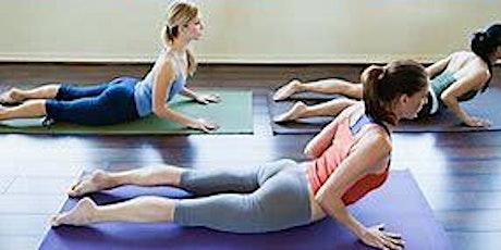 Appeer Teen Girls Yoga -  6 week programme starting  24th April (13-17yrs) tickets
