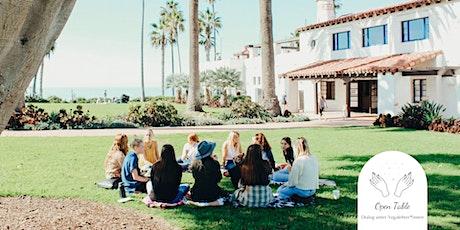 Open Table - Dialog unter Yogalehrer*innen Tickets