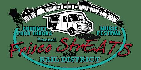 9th Annual Frisco StrEATS Food Truck Festival tickets
