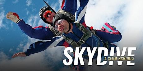 Skydive 4 Slum Schools tickets