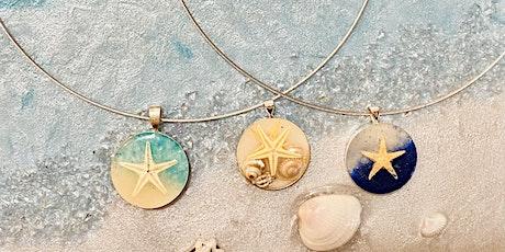 Virtual Seascape Jewelry Workshop tickets