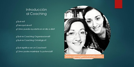 Introducción al Coaching tickets