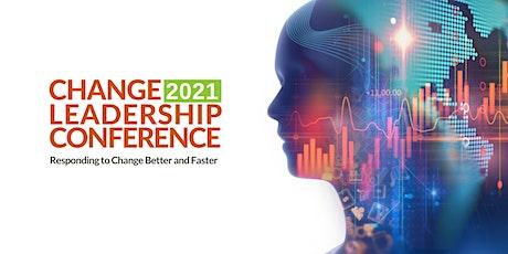 Change Leadership Conference 2021 billets