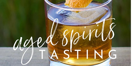 Aged Spirit Tasting tickets