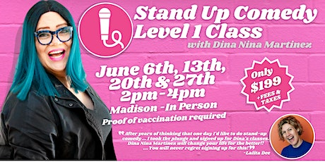 Stand Up: Level 1 tickets