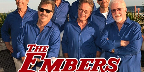 The Embers LIVE tickets