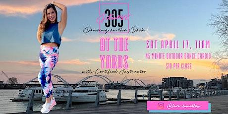 OUTDOOR 305 Fitness: Dance Cardio! tickets