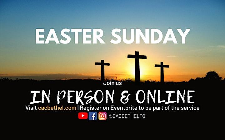 10am Sunday Service - C.A.C Bethel Toronto image