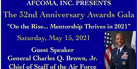 AFCOMA's 32nd Anniversary Awards Gala tickets