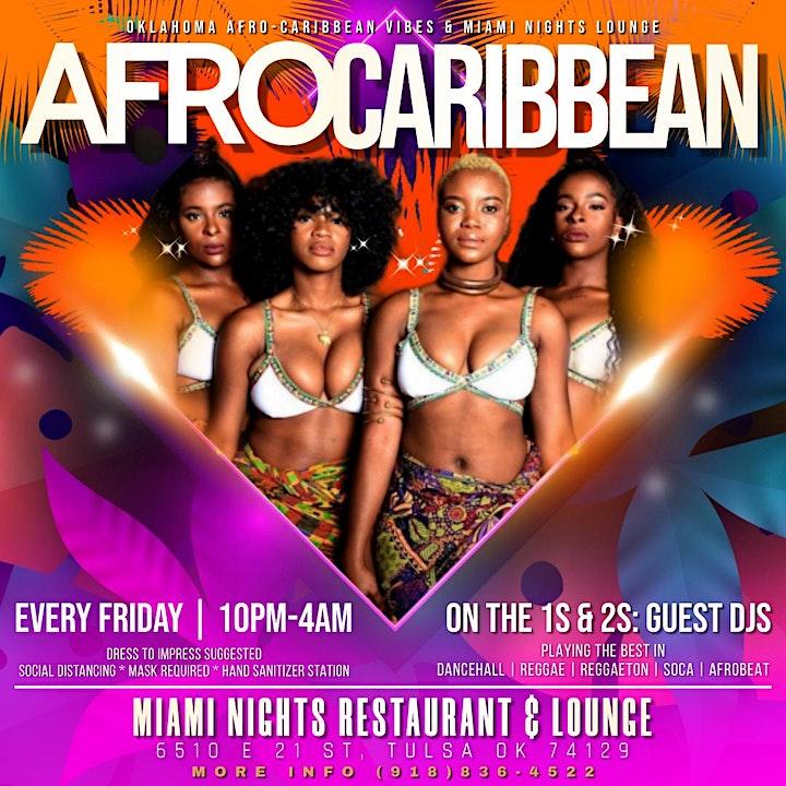 Afro-Caribbean Friday image