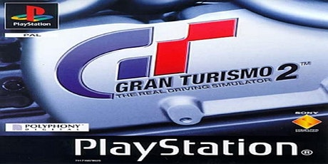 Gran Turismo 2 - PS1 Tournament tickets