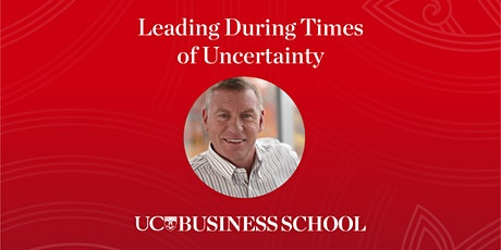 Leading During Times of Uncertainty with Glenn Renwick tickets
