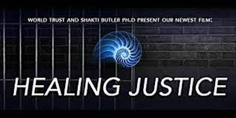 "GFADP & RJAG Present ""Healing Justice"":  Examining Restorative Justice tickets"