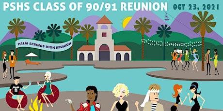 PSHS Class of 1990/1991 Reunion tickets