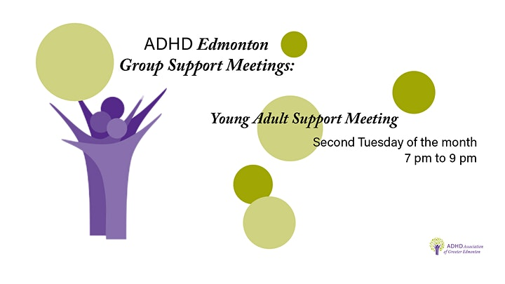 ADHD Edmonton Young Adult Support Group image