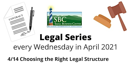 Choosing the Right Legal Structure tickets