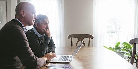 LGBTQ Partner/Spousal Caregiver Support Group - Alzheimer's & Dementia tickets