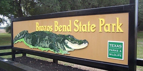 Hiking with Gators II!!  Hiking Event @ Brazos Bend State Park tickets
