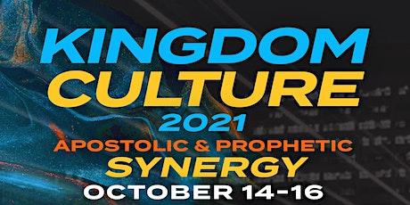 KingdomCulture 2021 tickets