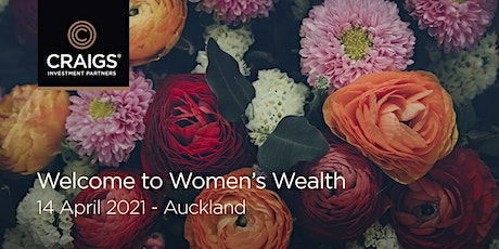 Welcome to Women's Wealth tickets