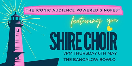 SHIRE CHOIR Bangalow May 2021 tickets